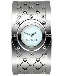 Gucci 112 Ladies Wristwatch Model: YA112424