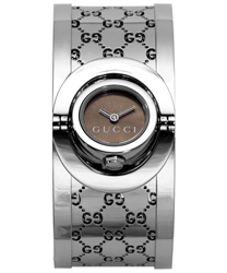 Gucci 112 Ladies Wristwatch Model: YA112501