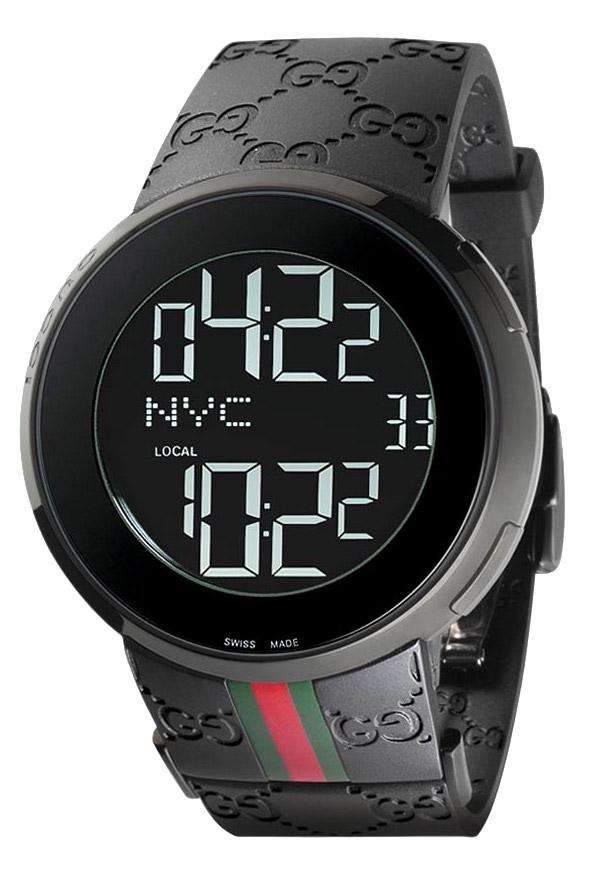 24b1ce5b570 Gucci I Gucci Men s Watch Model  YA114207