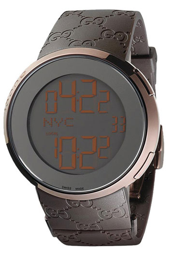 cb90f305c68 Gucci I Gucci Men s Watch Model  YA114209