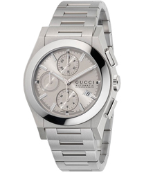Gucci Pantheon Chronograph Men's Watch Model YA115206