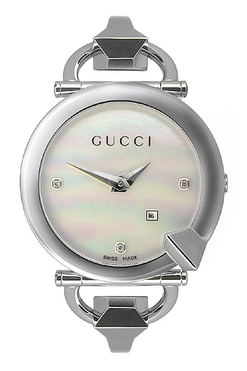 cc171a2eb16 Gucci Chiodo Ladies Watch Model  YA122504
