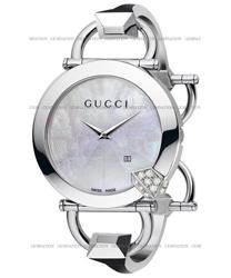 1b90b8e82c5 Gucci Chiodo Ladies Watch Model YA122505