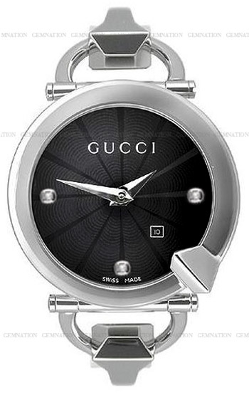56fe2481fb4 Gucci Chiodo Ladies Watch Model  YA122507