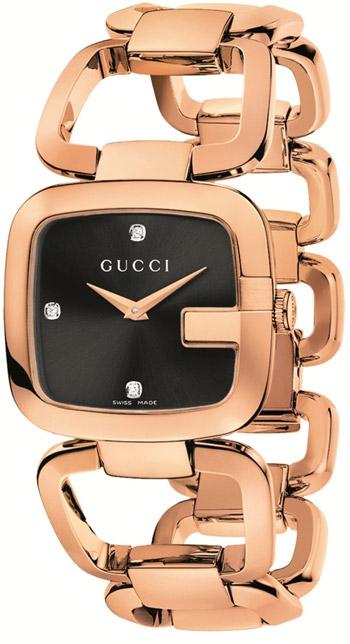 67ac10d152e Gucci G-Gucci Ladies Watch Model  YA125409