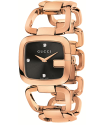 Gucci G-Gucci Ladies Watch Model YA125409