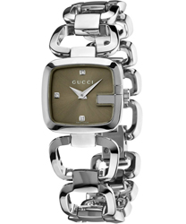 Gucci G-Gucci Ladies Watch Model YA125503