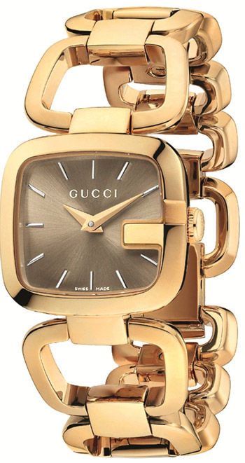 Gucci G-Gucci Ladies Watch Model YA125511