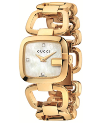 Gucci G-Gucci Ladies Watch Model: YA125513