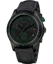 Gucci G-Timeless Mens Wristwatch Model: YA126225