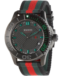 Gucci Timeless Mens Wristwatch Model: YA126229