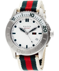 Gucci Timeless Mens Wristwatch