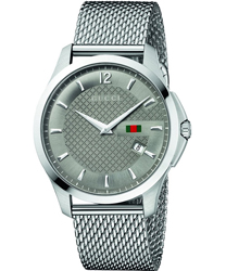 Gucci G-Timeless Mens Wristwatch Model: YA126301
