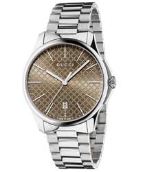 Gucci Timeless Men's Watch Model YA126317