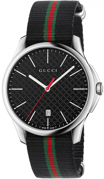 Gucci Timeless Men's Watch Model YA126321