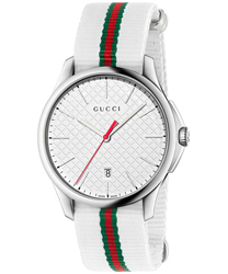 Gucci Timeless Men's Watch Model YA126322
