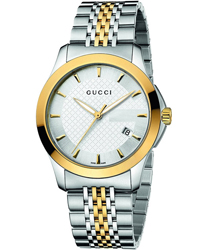 Gucci G-Timeless Mens Wristwatch Model: YA126409