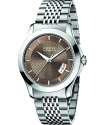 Gucci G-Timeless Mens Wristwatch Model: YA126412