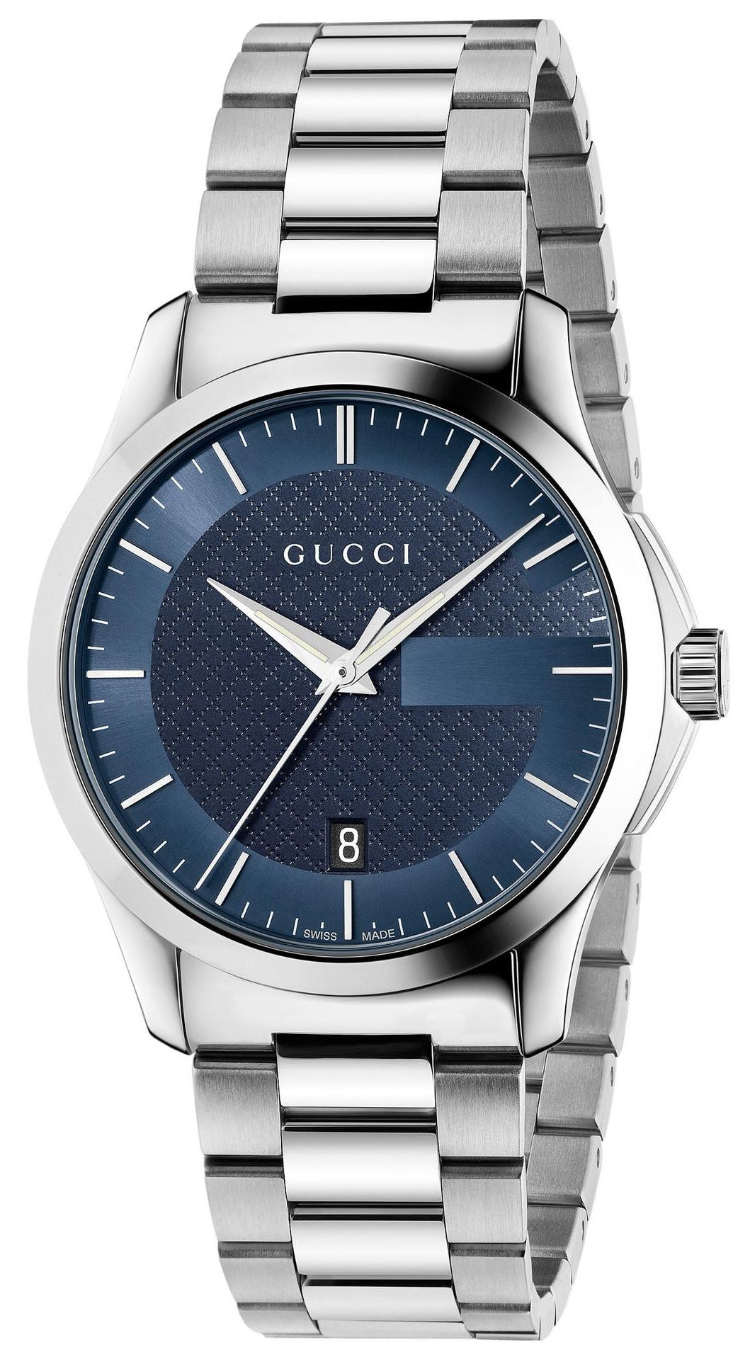 20612c32b10 Gucci G-Timeless Men s Watch Model  YA126440