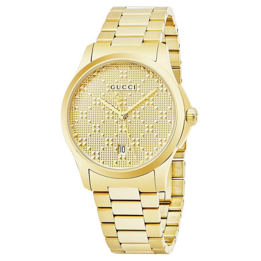 b33d2e37787 Gucci G-Timeless Unisex Watch Model  YA126461