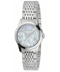 Gucci G-Timeless Ladies Watch Model YA126504
