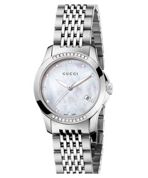 Gucci G-Timeless Ladies Watch Model YA126510