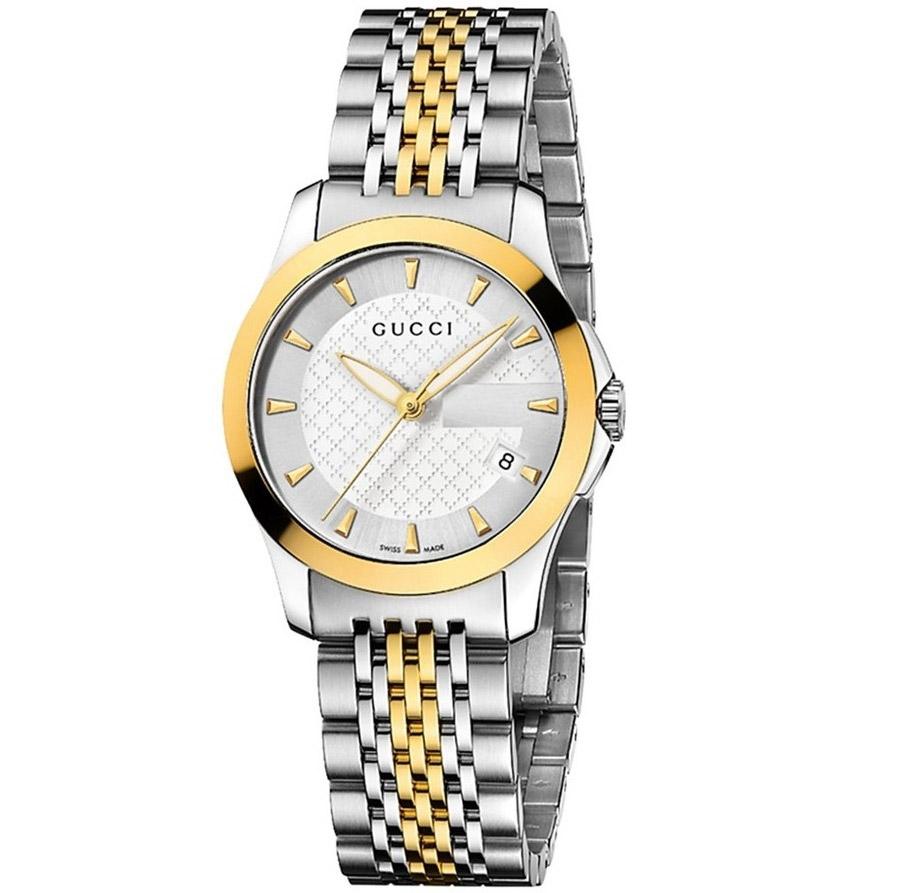 3c374c82657 Gucci Timeless Ladies Watch Model  YA126511