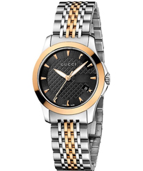 Gucci Timeless Ladies Watch Model YA126512