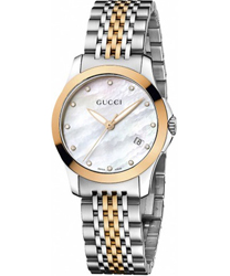 Gucci Timeless Ladies Watch Model YA126514
