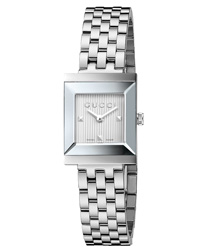 Gucci G-Frame Ladies Watch Model YA128402