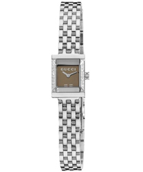 Gucci G-Frame Square Ladies Wristwatch