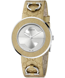 Gucci U-Play Ladies Watch Model YA129408