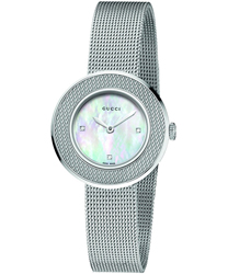 Gucci U-Play Ladies Wristwatch Model: YA129517