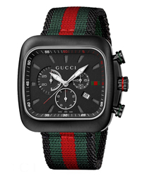 Gucci Coupe Men's Watch Model YA131202