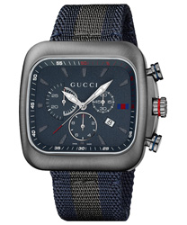 Gucci Coupe Men's Watch Model YA131203