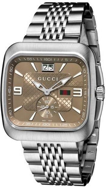 8b7a0b97989 Gucci Coupe Men s Watch Model  YA131301
