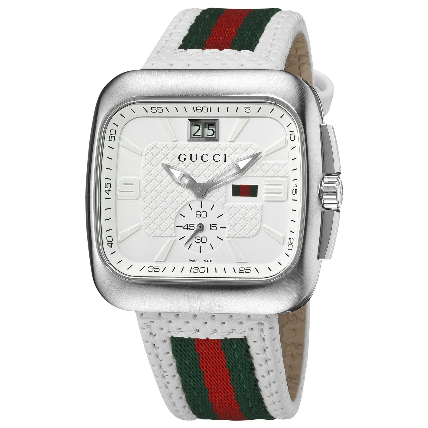 88536a6b2d7 Gucci Coupe Men s Watch Model  YA131303