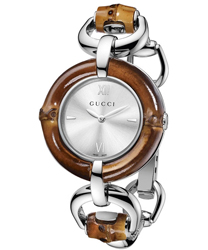Gucci Bamboo Ladies Watch Model YA132403