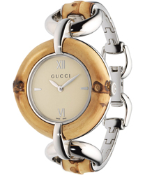 Gucci Bamboo Ladies Watch Model YA132404