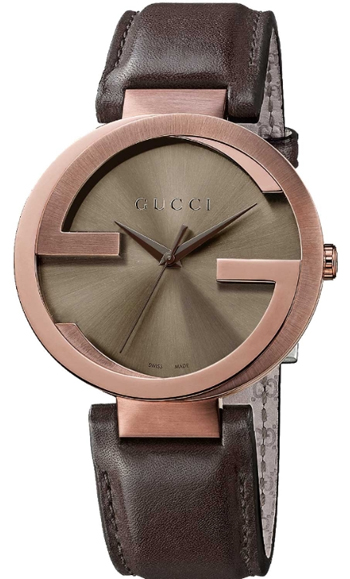 Gucci Interlocking G Men's Watch Model YA133207