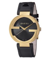 Gucci Interlocking Special Edition Grammy Men's Watch Model YA133208