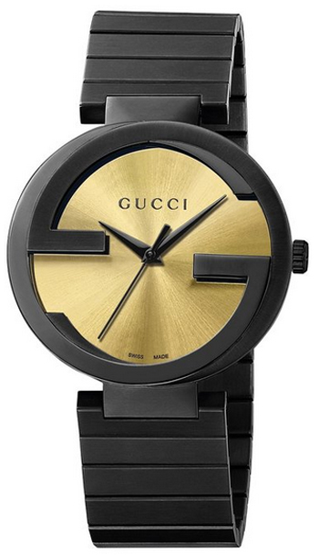 gucci amazon womens model com watches interlocking strap watch brown dp s women