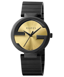 Gucci Interlocking G Mens Wristwatch
