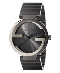 Gucci Interlocking G Men's Watch Model YA133210