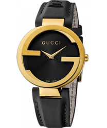 Gucci Interlocking Special Edition Grammy Men's Watch Model YA133312