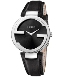 Gucci Interlocking G Men's Watch Model YA133501