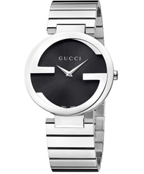 Gucci Interlocking G Ladies Watch Model YA133502