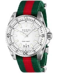 Gucci Dive Men's Watch Model YA136207