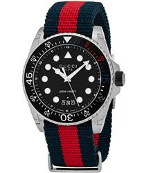 c9ac12128a2 Gucci Dive Men s Watch Model YA136210