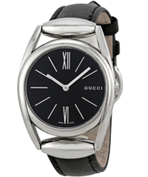 Gucci Horsebit Ladies Watch Model YA139401